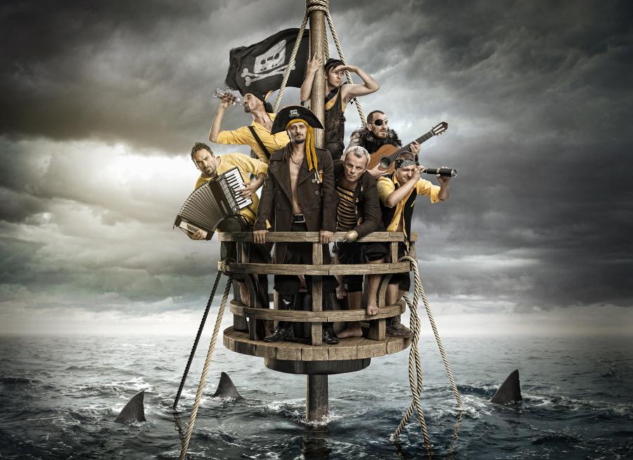 Dubioza kolektiv Pirate Bay