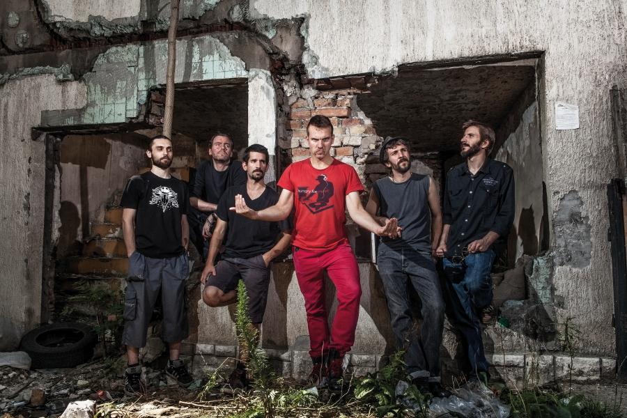 Erik & The Worldly Savages
